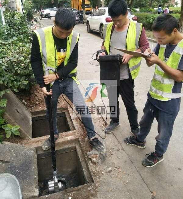 如何安全地使用污水管道检测仪?