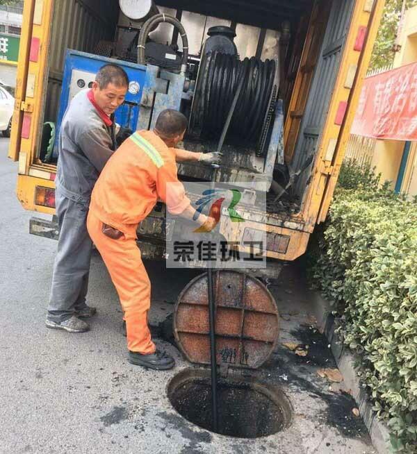 无锡雨水管道清理