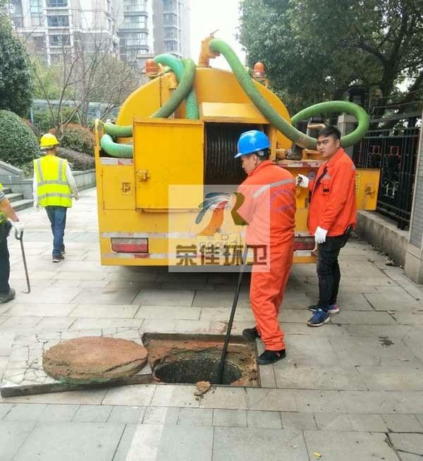 无锡污水管道清洗