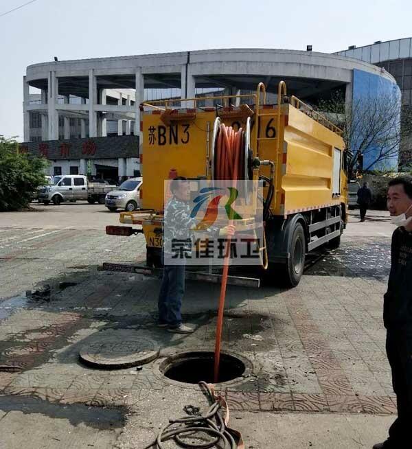 如何减少无锡管道清洗工程的用水量?